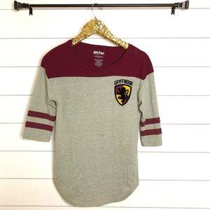 Harry Potter Gryffindor Varsity T-Shirt